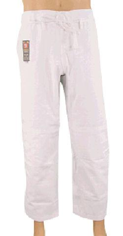 White Jiu-Jitsu and BJJ Pants